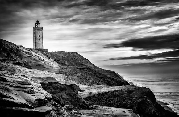 Old North Sea Lighthouse